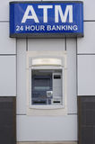 ATM Machine. ATM Banking Machine Royalty Free Stock Photography