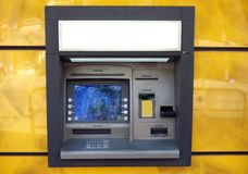 ATM machine Royalty Free Stock Image
