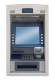 ATM machine - front view Royalty Free Stock Photos