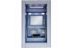 ATM machine Stock Photo
