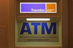 ATM machine Royalty Free Stock Photos