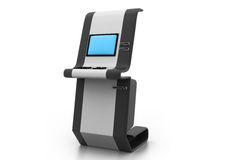 ATM-Maschine lizenzfreie abbildung
