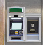 ATM and night safe Royalty Free Stock Photo