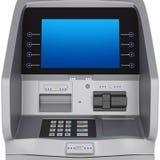 ATM pokaz Obrazy Stock