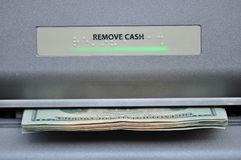 ATM-Registrierkasse Lizenzfreie Stockfotografie