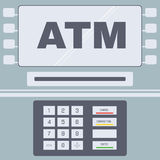 ATM User Interface Stock Photography