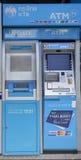 ATM van de Thaise Bank van Krung in Bangkok, Thailand Royalty-vrije Stock Foto's