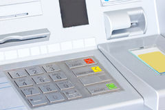 ATM for withdraw your money Royalty Free Stock Image