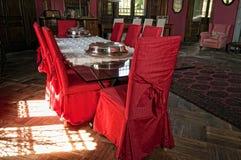 Atmosfeer in het kasteel Royalty-vrije Stock Afbeelding