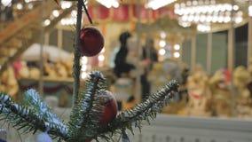 atmosfera świąteczna E r zbiory wideo