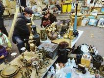 Atmosfera de Lviv Imagem de Stock Royalty Free