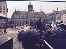 Atmosfera di Amsterdam immagine stock