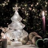 Atmosfera di Natale Fotografia Stock