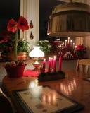 Atmosfera di Natale Immagini Stock Libere da Diritti