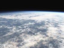 Atmosfera do mundo ilustração stock