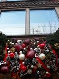 Atmosfera do Natal Fotografia de Stock Royalty Free