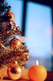 Atmosfera do Natal Fotos de Stock Royalty Free