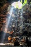 Atmosfera jama w Thailand fotografia stock
