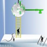 Atmosfera sukces Obraz Stock