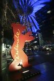 Atmosfera uczęszcza Berlinale Zdjęcie Royalty Free