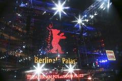 Atmosfera uczęszcza Berlinale Obraz Royalty Free
