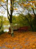 Atmosferen van de Herfst royalty-vrije stock afbeeldingen