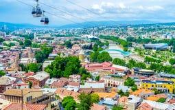 Atmosphera Тбилиси Стоковые Изображения