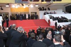 Atmosphere Palais des Festivals royalty-vrije stock foto