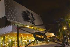 Atmosphere Palais des Festivals Royalty Free Stock Image