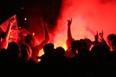 Atmosphere in Perpignan Stock Images