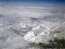Atmosphere - sky and clouds. Stock Photo