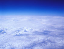 Atmosphere - sky and clouds. Royalty Free Stock Photos