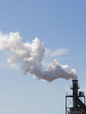 Atmospheric pollution Royalty Free Stock Image