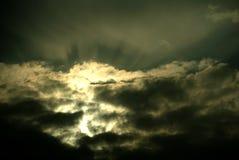 Atmospheric variation Royalty Free Stock Photo