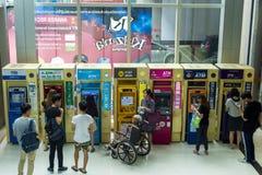 ATMs Obrazy Stock