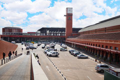 Atocha railway station Royalty Free Stock Photo
