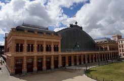 Atocha Railway Station Royalty Free Stock Images