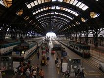 Atocha spagna della stazione ferroviaria Fotografia Stock Libera da Diritti