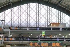 Atocha station Royalty Free Stock Photos