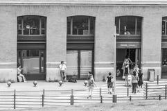 Atocha Station Lizenzfreies Stockfoto