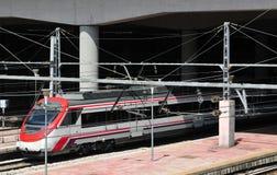 Atocha Train Station - Madrid Royalty Free Stock Photos