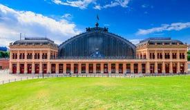 Atocha Train Station Royalty Free Stock Images