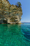 Atokos Insel Lizenzfreie Stockfotografie