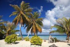 Atoll Stock Photo