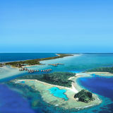 Atoll Holiday Resort Stock Images