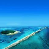 Atoll Islands Stock Photos