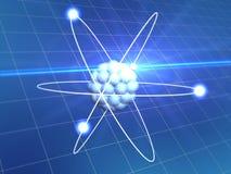 Atom 1 Stock Image