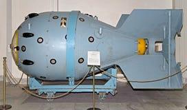 atom- 1 bombarderar Royaltyfria Foton