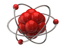 Atom Royalty Free Stock Photos