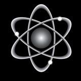Atom. Stock Photo